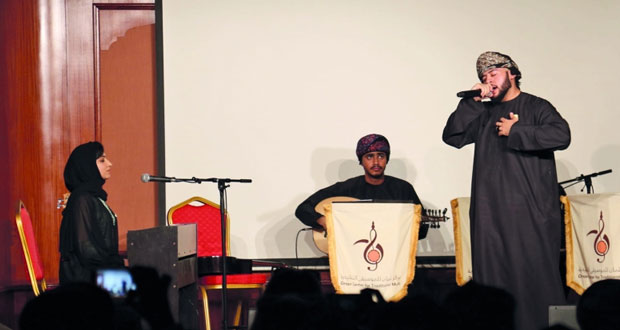 """اليوم مركز عمان للموسيقى التقليدية يختتم برنامج """"رعاية أنشطة الشباب الموسيقية"""""""