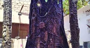 """معرض""""المرأة والشجرة"""" في السنغال"""