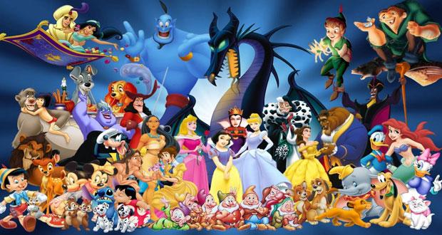 معرض لخبراء الرسوم المتحركة الأسطوريين في والت ديزني