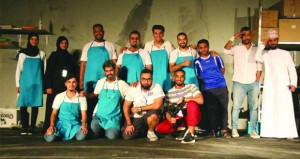 مجموعة بصمة للمسرح تقدم مسرحية بين«الحلم والواقع»بولاية نخل