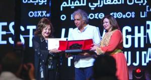 مهرجان الفيلم المغاربي بوجدة يواصل فعالياته ويكّرم ليلى طاهر ومحمد خيي