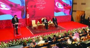 افتتاح كرسي «أبو القاسم الشابي» للشعر