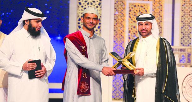جائزة كتارا لتلاوة القرآن تتوّج الفائزين الخمسة في نسختها الثانية