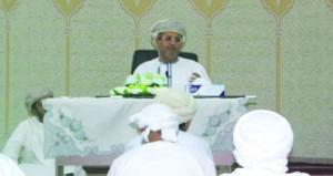 """محمد المحروقي يحاضر حول """"القراءة"""" في سمد الشأن"""