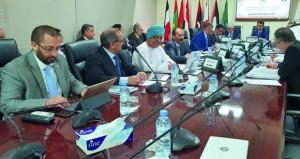 السـلطنة تشـارك في اجتماع المنظمة العربية للتنمية الصناعية والتعدين بالرباط