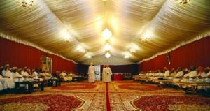 """""""غرفة مسندم"""" تحتفل بتكريم اللجان المشرفة على الفعاليات والمناشط خلال شهر رمضان"""