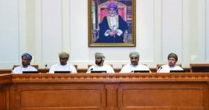 """لجنة الشباب بـ"""" الشورى"""" تستضيف ممثلي اللجان القطاعية للتعمين في قطاع البيع والتوزيع"""