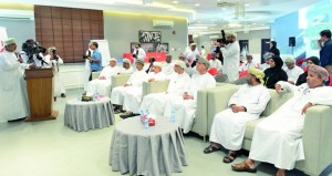مجموعة نماء تنظم مؤتمرها السنوي للإعلاميين