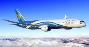 الطيران العُماني يسير أولى طائراته من طراز بوينج 9-787 دريملاينر إلى لندن