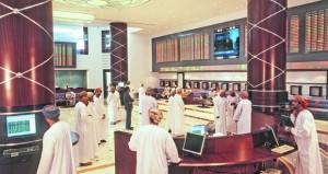 مؤشر سوق مسقط يختتم تداولات الأسبوع الماضي على استقرار