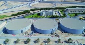 حيا للمياه: الانتهاء من 98% من مشروع المرحلة الثانية لتوسعة محطة الأنصب لمعالجة مياه الصرف الصحي