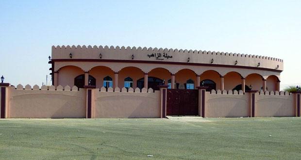 وزير المكتب السلطاني يفتتح السبلة العامة ببلدة الزاهب بالمضيبي