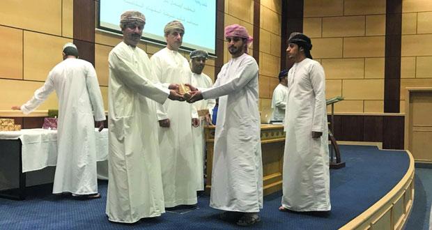 اختتام المسابقات الثقافية والرياضية الرمضانية في عدد من قيادات وإدارات ووحدات شرطة عمان السلطانية
