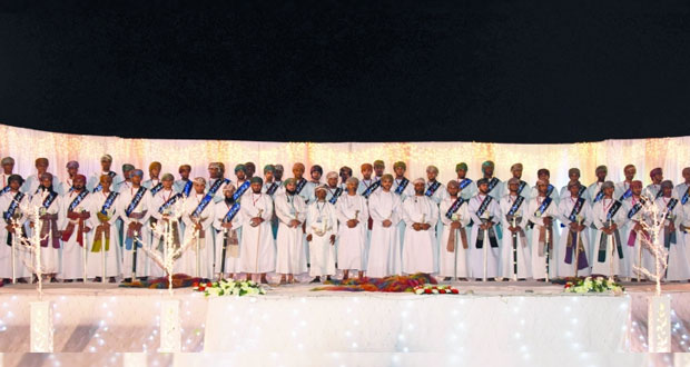الأعراس الجماعية بولاية إزكي نموذج ناجح في ترسيخ قيم التكافل الإجتماعي