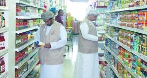 (البلديات الإقليمية) تواصل جهودها خلال إجازة العيد وتكثف الرقابة الصحية على المنشآت الغذائية