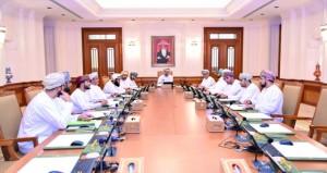 """مكتب """"الشورى"""" يستعرض الردود الوزارية ورسائل اللجان الدائمة بالمجلس"""
