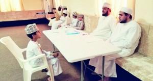 تكريم 152 مشاركا ومشاركة فـي ختام مسابقة حفظ القرآن الكريم بالمصنعة