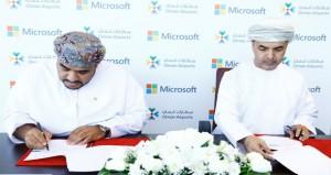 """""""مطارات عُمان"""" توقع مذكرة تفاهم مع """"مايكروسوفت"""" لتعزيز الابتكار الرقمي للمطارات"""
