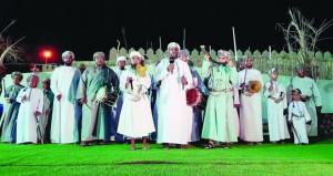 الاحتفال بالعيد بوادي المعاول بمتحف بيت الغشام