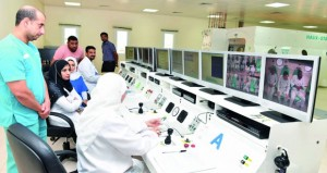 اليوم .. إفتتاح مشروع المركز الوطني لطب الأعماق بالمستشفى السلطاني