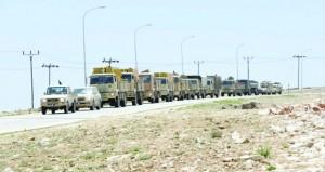 الجيش السلطاني العماني يدعم منظومة الاتصالات في المناطق الغربية لظفار بالإتصالات الفضائية