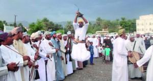 اختتام فعاليات وانشطة ملتقى عيد الفطر العاشر لفريق المدّة بنـزوى