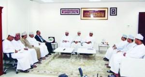 بحث التعاون بين جمعية الصحفيين العمانية والاتحاد العام للصحفيين العرب