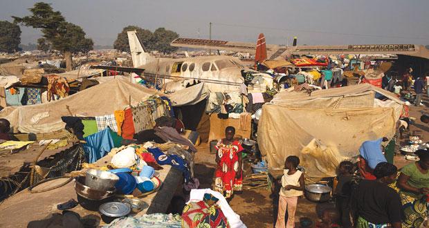 إفريقيا الوسطى ساحة لصراع نفوذ بين القوى الكبرى