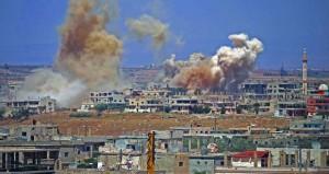 الجيش السوري يحرز تقدما في هجوم الجنوب الغربي .. ومصالحات في درعا