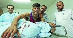 قوات الاحتلال تنكل بالفلسطينيين في الأراضي الفلسطينية