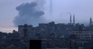 استشهاد فلسطيني متأثرا بجراحه وطيران الاحتلال يجدد عدوانه على غزة