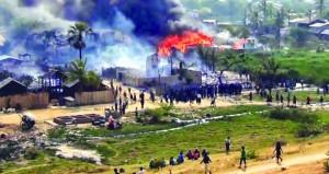 فصل آخر من فصول العنف التي اجتاحت ولاية راخين