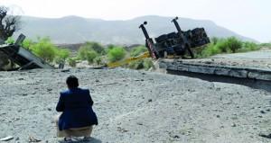 اليمن : قوات هادي تستعد للتقدم نحو ميناء الحديدة .. وسط اشتباكات متقطعة بمحيط المطار