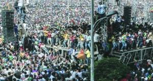 إثيوبيا: عشرات الجرحى فـي انفجار قنبلة استهدف تجمعا بأديس أبابا