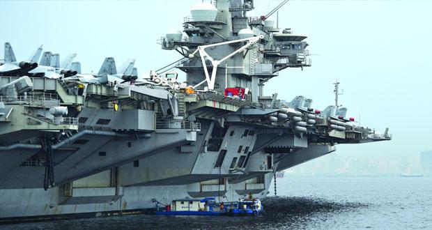 وزير الدفاع الأميركي يجري مباحثات في الصين حول التوترات في بحرها الجنوبي
