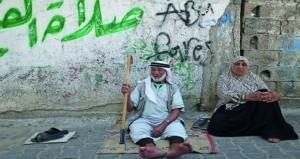 آليات الاحتلال تهدم منشآت فلسطينية بالقدس