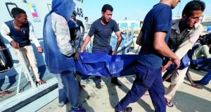 ليبيا تفقد 400 ألف برميل نفط يوميا بسبب هجوم المرافئ