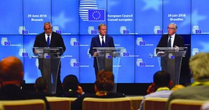 الأوروبيون يتوصلون إلى اتفاق حول الهجرة ينال رضا إيطاليا