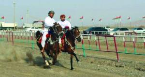 إثارة وتشويق تشهدها استعراضات الخيول والمسابقات الرياضية والتراثية