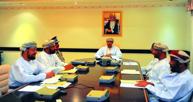 مجلس إدارة صندوق دعم الأنشطة الرياضية يعقد اجتماعه الثاني