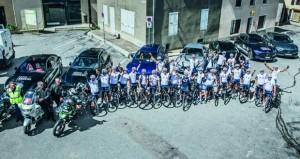 """مازيراتي تستضيف النسخة الخامسة من سباق """"كيلومترات من باريس إلى مودينا"""""""