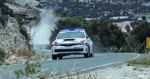 الرواحي ينهي الجولة الثانية في المركز السابع لبطولة الشرق الأوسط للراليات بقبرص