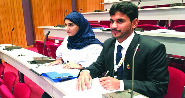 اللجنة الأولمبية العُمانية تشارك في الدورة الدولية الثامنة والخمسين للشباب باليونان