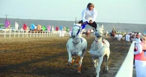 السلطنة تشارك في مهرجان صهيل الأصايل بالسعودية