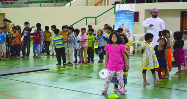 اليوم انطلاق مراكز التدريب في برنامج صيف الرياضة