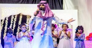 مشاركة عربية في المهرجان الانشادي ببهلاء