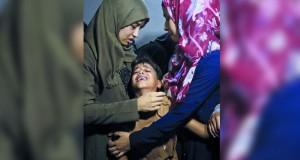 الاحتلال يصعد من إرهابه ويسقط شهيدا فلسطينيا بغزة