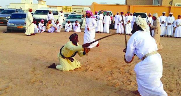 تجديد الموروث وتمازج العادات بالحاضر المشرق في احتفالات السلطنة بالعيد