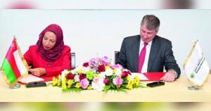 """""""تنمية نفط عُمان"""" توقع 10 مذكرات تفاهم لتمويل مشاريع الاستثمار الاجتماعي بقيمة تجاوزت 3.5 ريال عماني"""