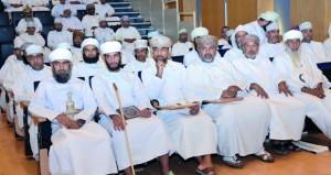 """الأوقاف والشؤون الدينية تنظم فعالية لتوعية حجاج بيت الله الحرام بمناسك الحج وتفتتح معرض """"نسك"""""""